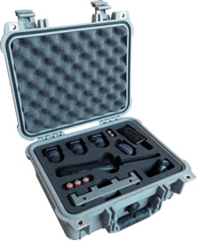 combination kits with sound level meter and noise dosimeters