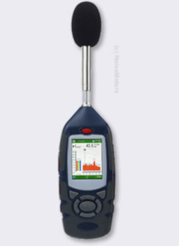 cel633c environmental sound meter with 1/3 octaves