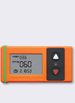 HAVi Vibration Monitor